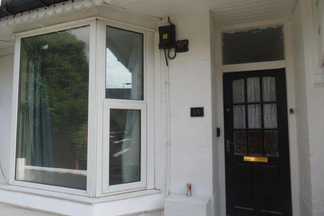 Thumbnail Terraced house to rent in Rosebury Street, Hull