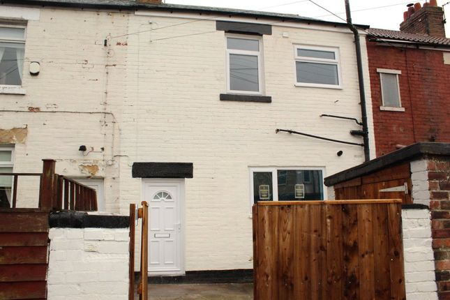 Thumbnail Terraced house for sale in South Row, Eldon, Bishop Auckland