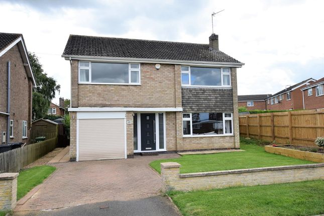 Thumbnail Detached house for sale in Welland Way, Oakham