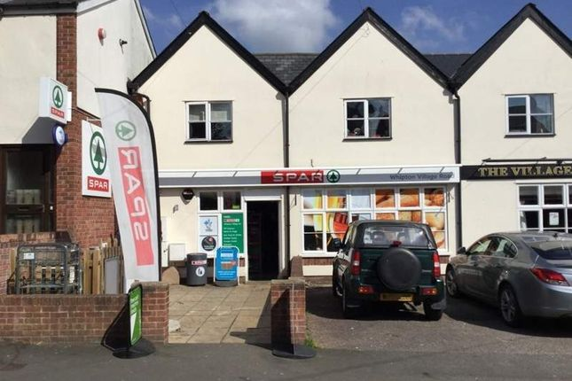 Thumbnail Retail premises for sale in 54 Whipton Village Road, Exeter