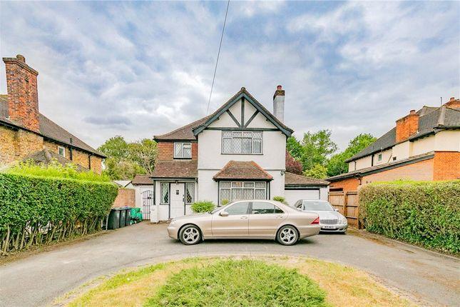 Thumbnail Detached house for sale in Tilehouse Way, Denham Green, Bucks