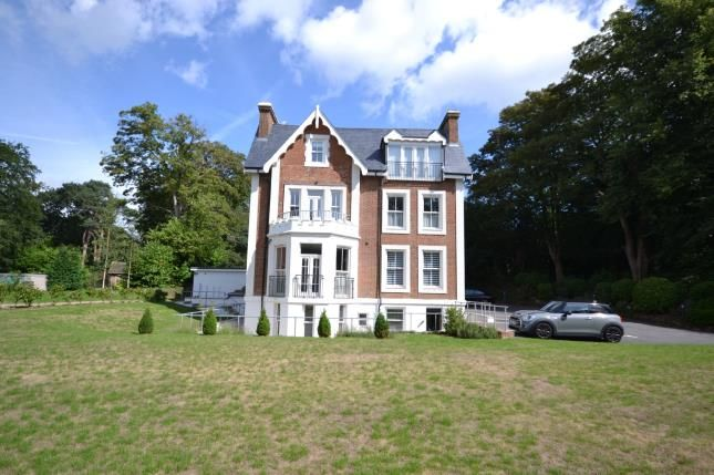Thumbnail Flat for sale in Carter House, 7 Calverley Park Gardens, Tunbridge Wells, Kent