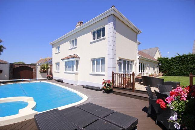 Detached house to rent in Park Estate, La Route Des Genets, St Brelade