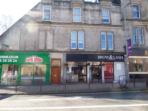 Thumbnail Flat to rent in Duke Street, Hamilton ML3,