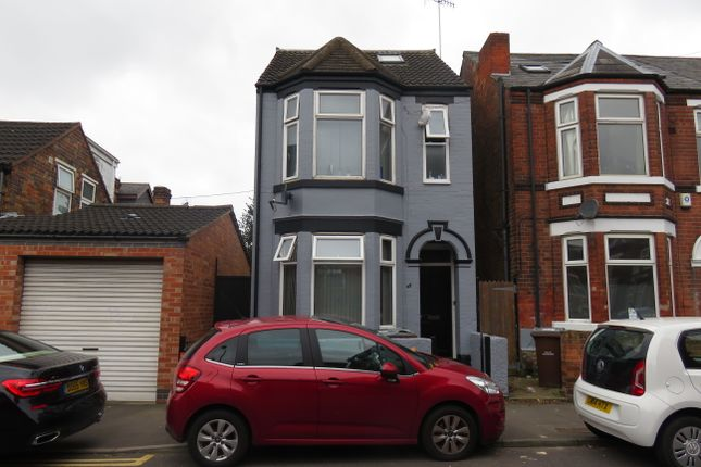 Thumbnail Semi-detached house to rent in Johnson Road, Lenton, Nottingham