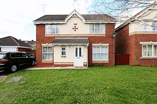 Thumbnail Detached house for sale in St. Anthony's Close, Hull