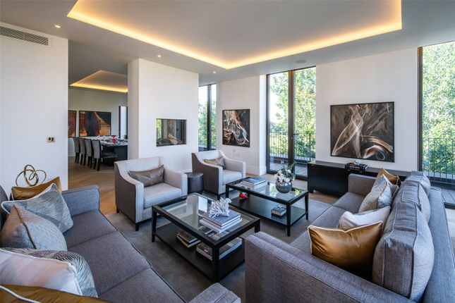 Thumbnail Flat for sale in St Edmund's Terrace, St John's Wood, London