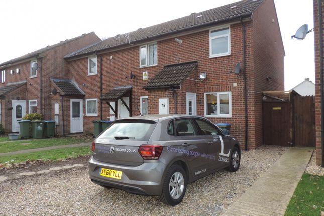 Thumbnail Semi-detached house to rent in Waveney Green, Southampton
