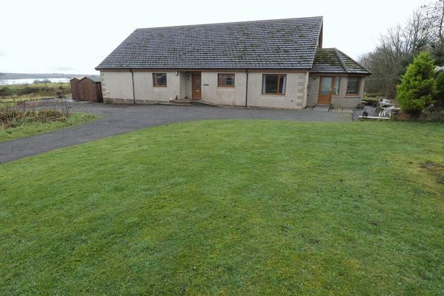 Thumbnail Detached bungalow for sale in Oldhall Watten, Watten, Wick
