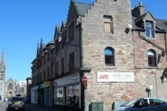Thumbnail Flat to rent in Abbotsford Terrace, Inverness