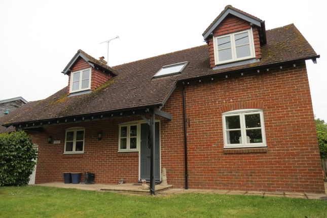 Thumbnail Detached house to rent in Woodborough, Nr Pewsey