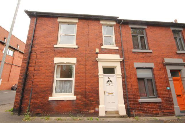 Thumbnail End terrace house to rent in Shelley Road, Ashton-On-Ribble, Preston