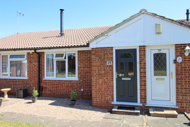 Thumbnail Bungalow for sale in Cheddar Close, Duston, Northampton