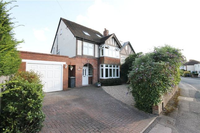 Thumbnail Detached house for sale in Parsonage Road, Englefield Green, Surrey