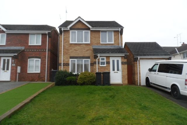 Thumbnail Detached house for sale in Keston Way, Raunds