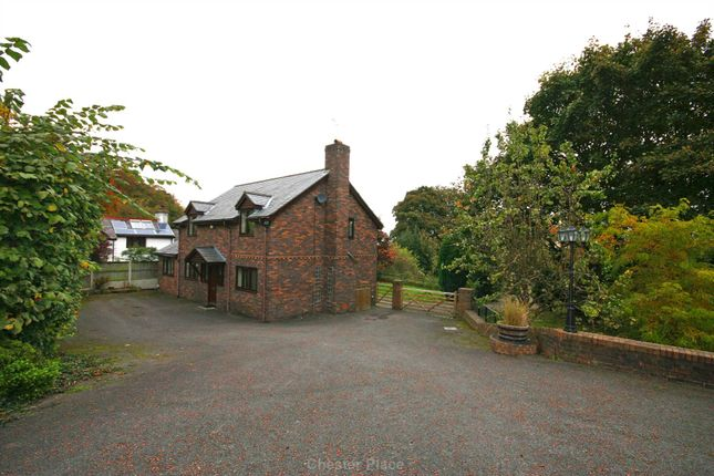 Thumbnail Detached house to rent in Ffordd Y Pentre, Nercwys, Mold