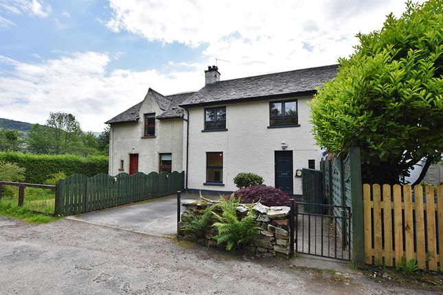 3 bed terraced house for sale in Inchree, Onich, By Fort William PH33