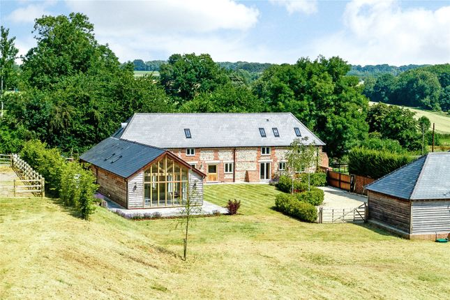 Thumbnail Detached house for sale in Tangley, Andover
