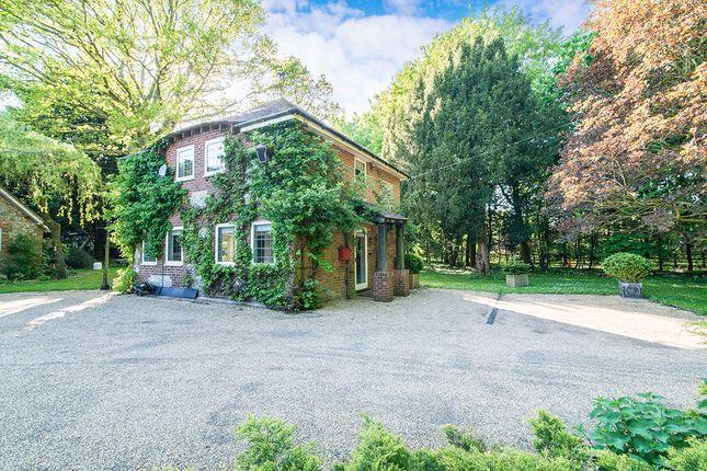 Thumbnail Detached house to rent in Kempshott Park, Dummer, Basingstoke