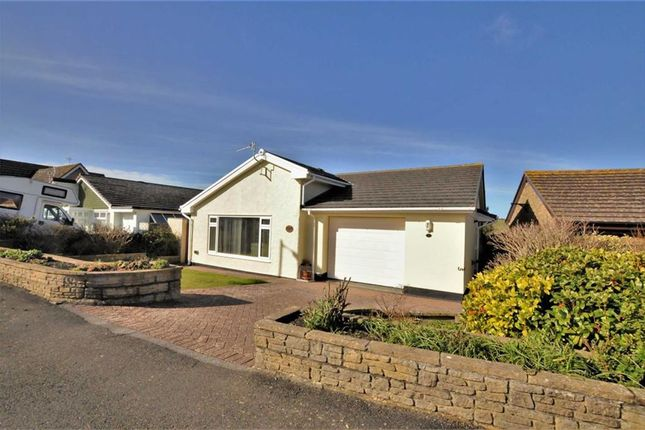 Thumbnail Detached bungalow for sale in Pickard Way, Bude, Cornwall