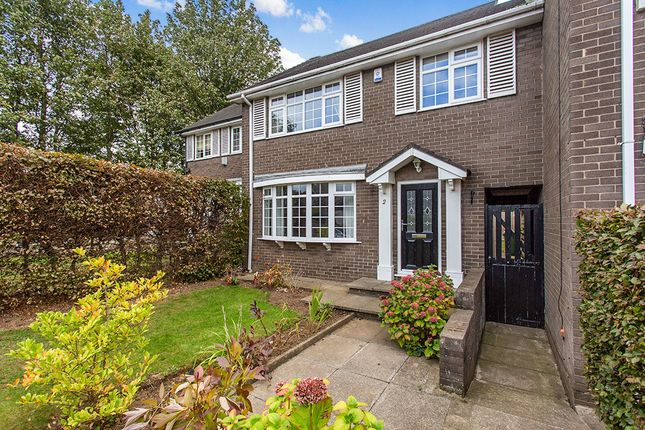 Thumbnail Terraced house to rent in Manor Park Rise, Darrington, Pontefract