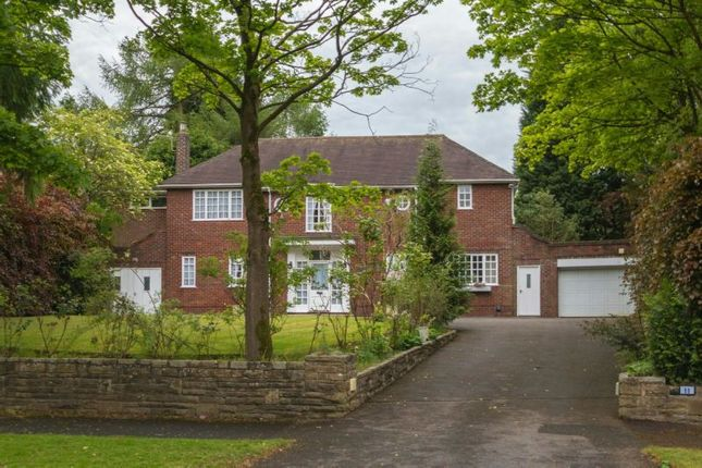 Thumbnail Detached house to rent in Carrwood, Hale Barns, Altrincham