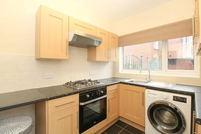 Kitchen of Warner Street, Hasland, Chesterfield S41