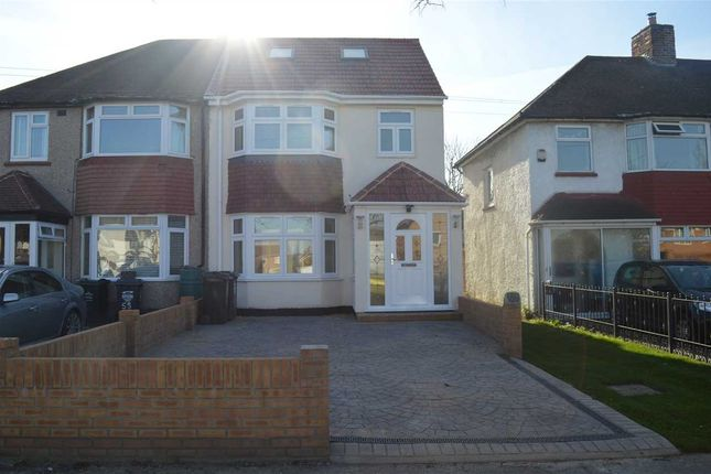 Thumbnail Property for sale in Burnham Road, Dartford