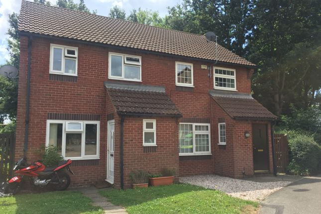 Thumbnail Semi-detached house to rent in Ecton Lane, Portsmouth