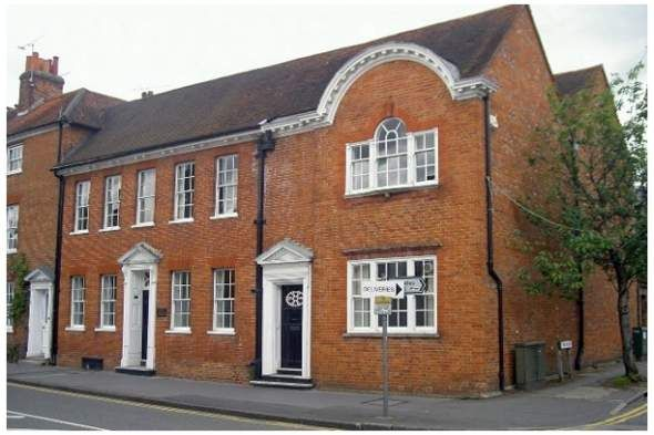 Thumbnail Office to let in Old Chambers, Farnham