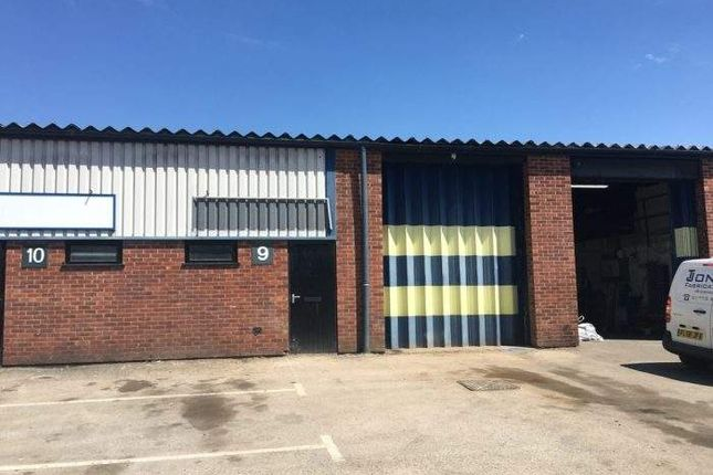 Thumbnail Light industrial to let in Unit 15.9 Amber Business Centre, Greenhill Lane, Riddings