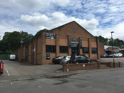 Light industrial to let in Reddicap Trading Estate, Sutton Coldfield