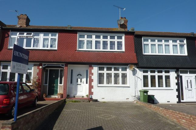 Thumbnail Terraced house for sale in Glenview, Upper Abbey Wood, London