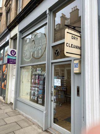 Retail premises for sale in Edinburgh, Edinburgh