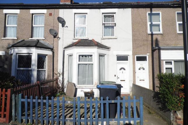 Thumbnail Terraced house for sale in Lincoln Road, Enfield