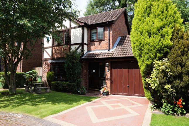 Thumbnail Detached house for sale in Ivy Farm Court, Healing, Grimsby