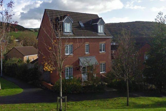 Thumbnail End terrace house to rent in Harvard Jones Terrace, Britton Ferry