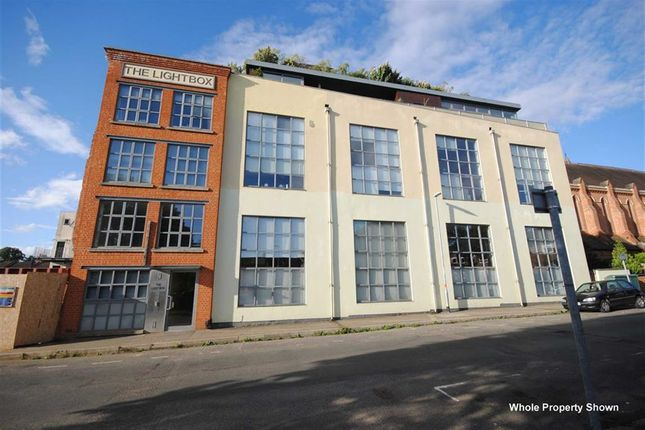 Thumbnail Flat for sale in Duke Street, Northampton