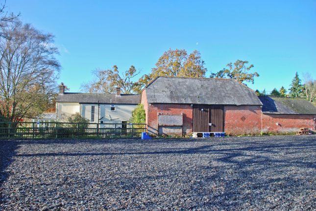 Thumbnail Farmhouse for sale in Pound Lane, Burley, Ringwood