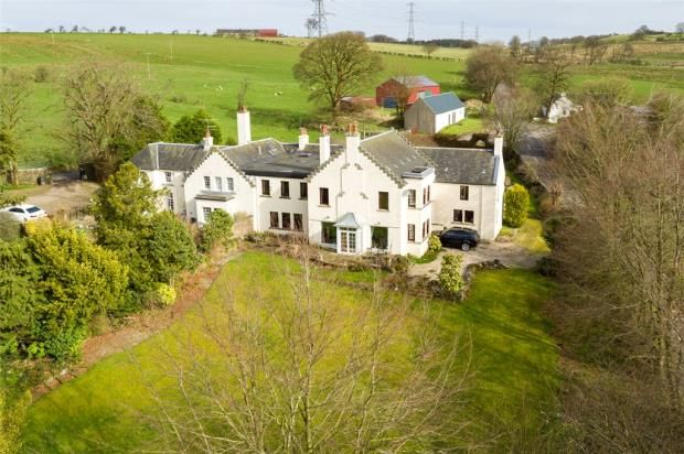 Thumbnail Property for sale in Hall Of Caldwell, Uplawmoor, Glasgow, East Renfrewshire