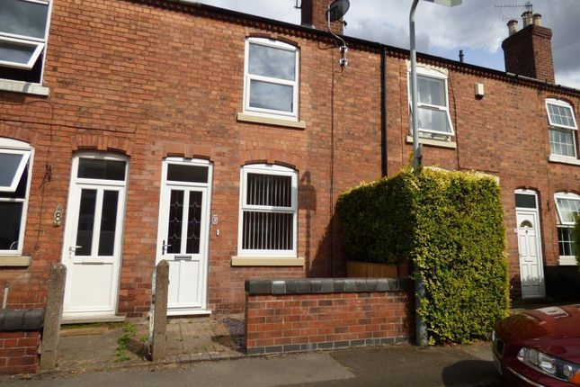Thumbnail Terraced house to rent in Recreation Terrace, Stapleford, Nottingham