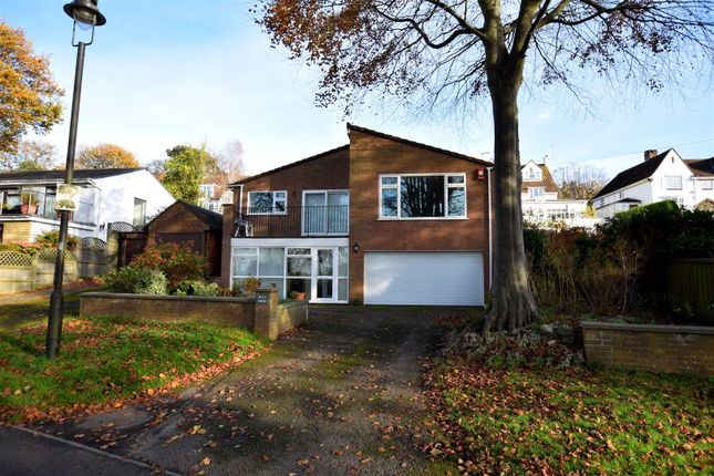 Thumbnail Detached house for sale in Lake Road, Portishead, Bristol