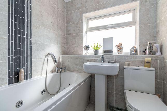 Bathroom of Setts Way, Wingerworth, Chesterfield, Derbyshire S42