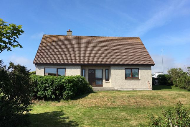 Thumbnail Detached house for sale in Arcadia, Castle Street, Scalloway, Shetland