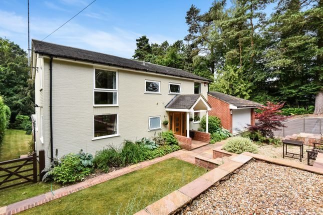 Thumbnail Detached house for sale in Hagley Road, Fleet
