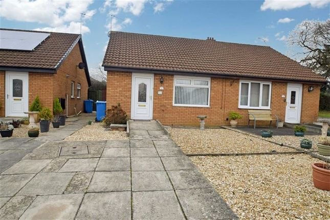 Thumbnail Semi-detached bungalow for sale in Sutton Court, Howdale Road, Hull