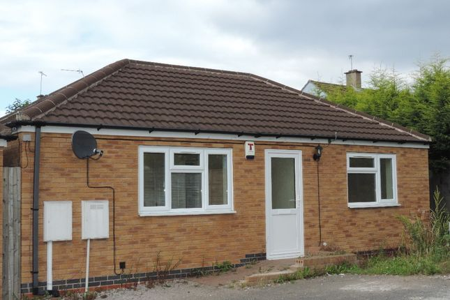 Thumbnail Bungalow to rent in Stockland Road, Leicester