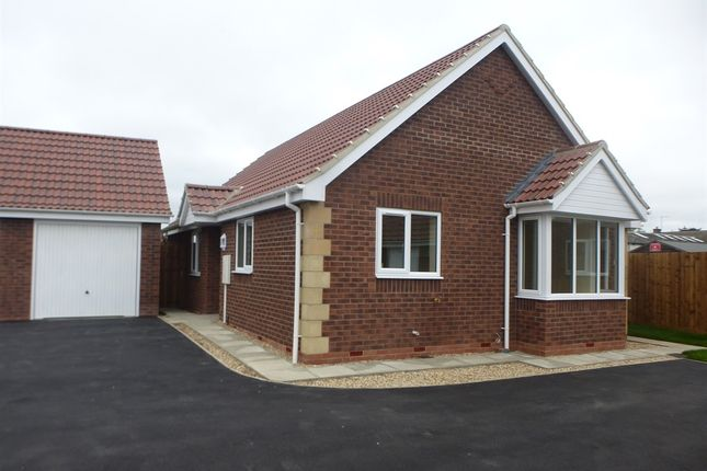 Thumbnail Detached bungalow for sale in Cullen Close, Billinghay, Lincoln