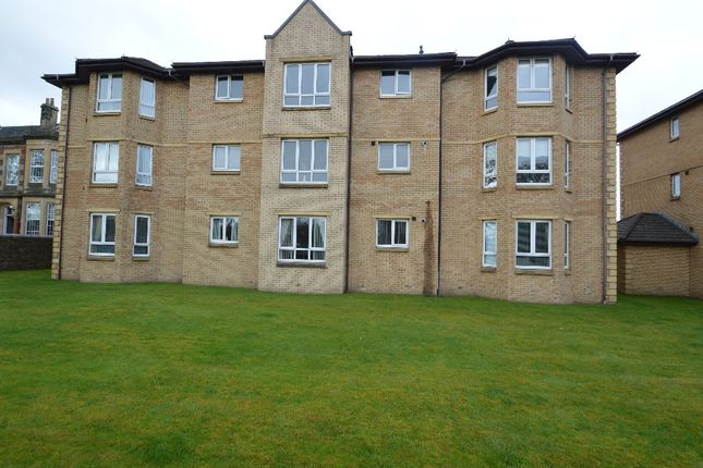 Thumbnail Flat for sale in Academy Gardens, Irvine, North Ayrshire