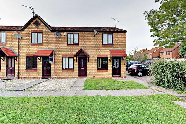 Thumbnail End terrace house to rent in Seebys Oak, College Town, Sandhurst